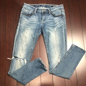 Vigoss The Jagger skinny jeans size 28